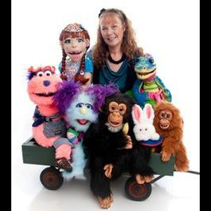 Camden Puppeteer | Lisa Laird And Pockets Full Of Fun