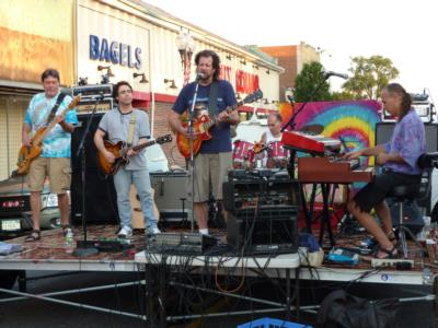The Electrix | Brooklyn, NY | Grateful Dead Tribute Band | Photo #4