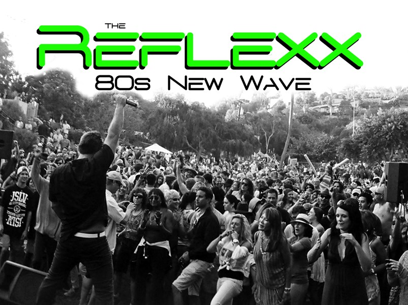 The Reflexx - 80s Band - Mission Viejo, CA