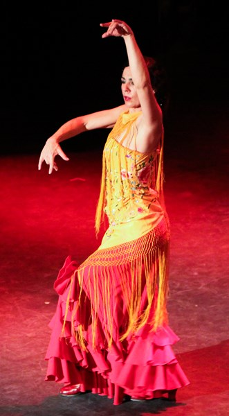 Evelyn Nacif - Flamenco Dancer - Long Beach, CA