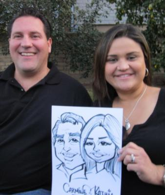 Kerry Manwaring | Alhambra, CA | Caricaturist | Photo #11