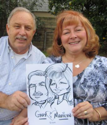 Kerry Manwaring | Alhambra, CA | Caricaturist | Photo #12