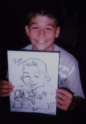 Kerry Manwaring | Alhambra, CA | Caricaturist | Photo #14