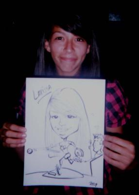 Kerry Manwaring | Alhambra, CA | Caricaturist | Photo #17