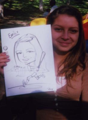 Kerry Manwaring | Alhambra, CA | Caricaturist | Photo #20