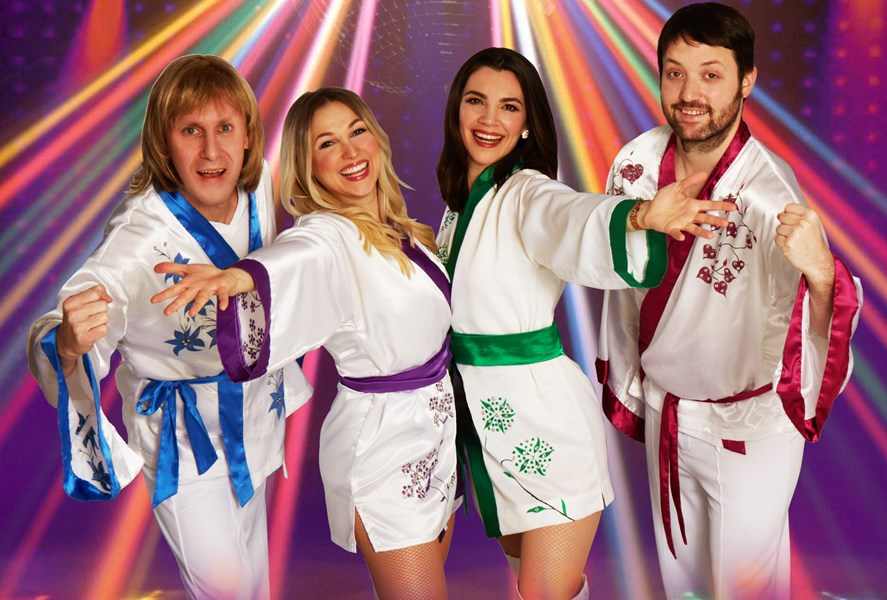 DANCING DREAM (AKA ABBA GIRLZ) - ABBA Tribute Band - New York City, NY
