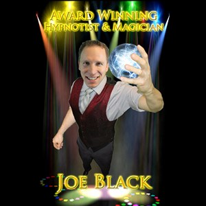 Four Lakes Hypnotist | Joe Black