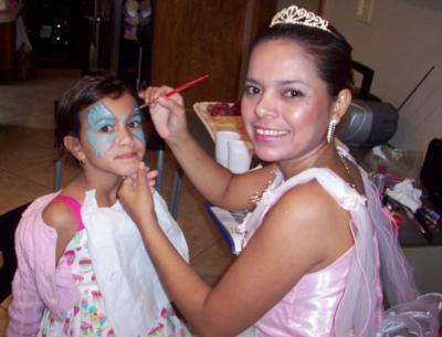 Angela Carranza | New York, NY | Face Painting | Photo #10