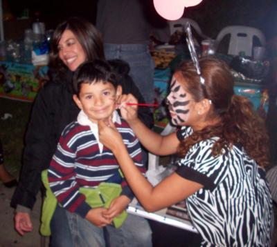 Angela Carranza | New York, NY | Face Painting | Photo #4