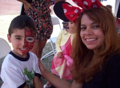 Angela Carranza | New York, NY | Face Painting | Photo #20