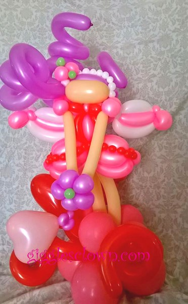the Balloon Artiste'  - Balloon Twister - Coraopolis, PA