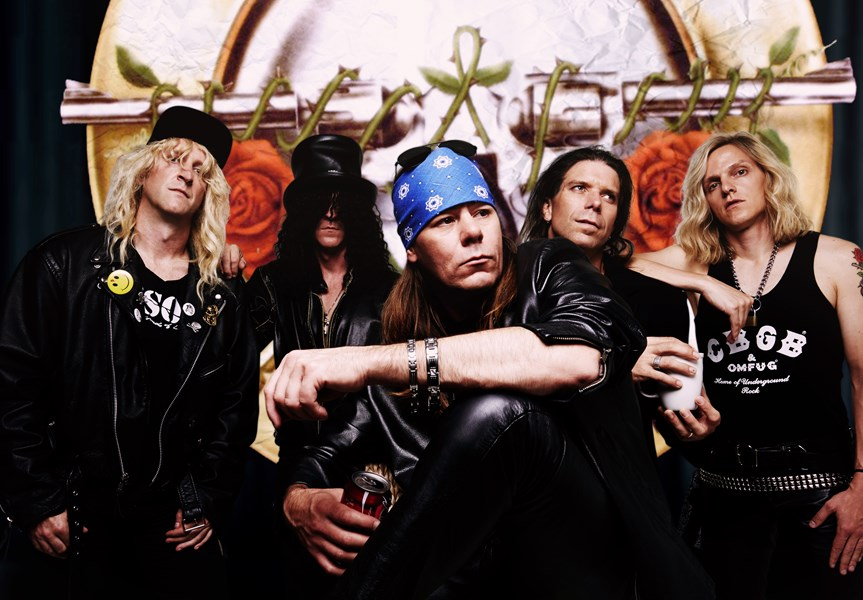 Guns 4 Roses - Guns N Roses Tribute Band - Dallas, TX