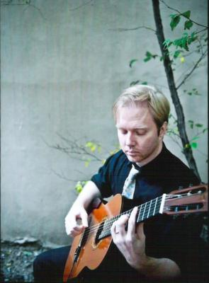 Nolan Ericsson | New York, NY | Classical Guitar | Photo #13