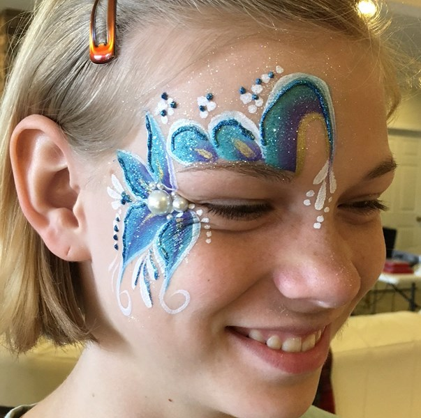 Make-N-Faces  - Face Painter - Adrian, MI