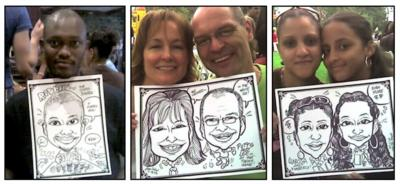 Allen E. Enlow | Brooklyn, NY | Caricaturist | Photo #5