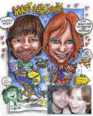 Allen E. Enlow | Brooklyn, NY | Caricaturist | Photo #2
