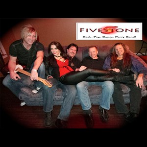 Mill Neck 80s Band | FiveStone