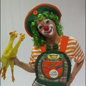 Washington Clown | Pickles The Clown