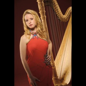 Walnut Creek Harpist | Marissa Knaub