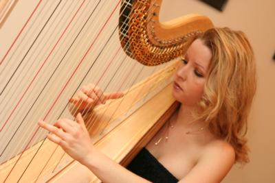 Marissa Knaub | Sewickley, PA | Classical Harp | Photo #4