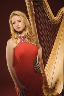 Marissa Knaub | Sewickley, PA | Classical Harp | Photo #1