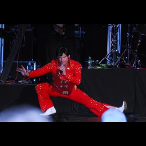 Boston Elvis Impersonator | Dana Z