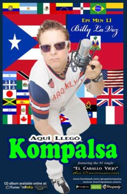 Kompalsa | Brooklyn, NY | World Music Band | Photo #6