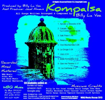 Kompalsa | Brooklyn, NY | World Music Band | Photo #10