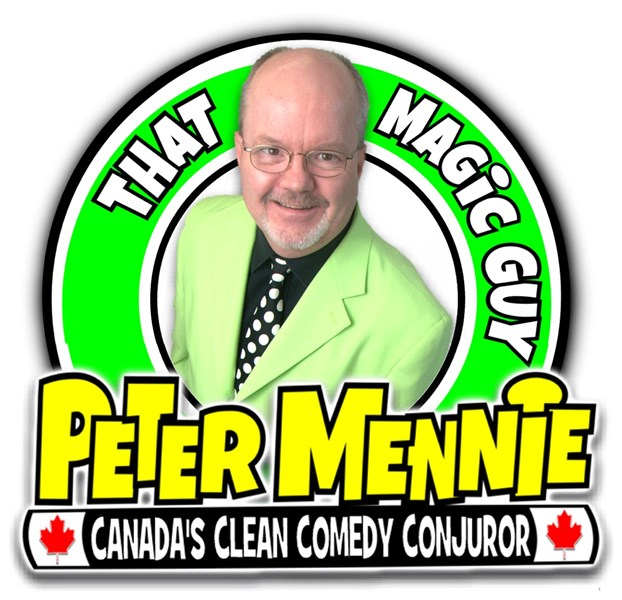 Peter Mennie, That Magic Guy - Comedy Magician - Toronto, ON