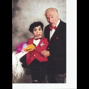 St Petersburg Ventriloquist | Ed Thomas And Hugo