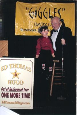 Ed Thomas And Hugo | Altamonte Springs, FL | Comic Ventriloquist | Photo #9