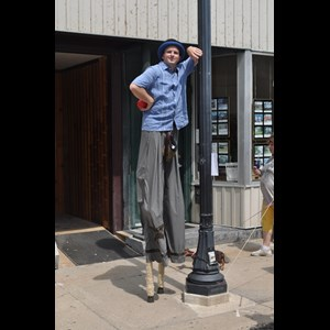 Paterson Stilt Walker | Sean McGoey