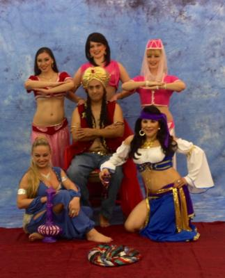 Neenah And Harem Jewels | Dallas, TX | Belly Dancer | Photo #11