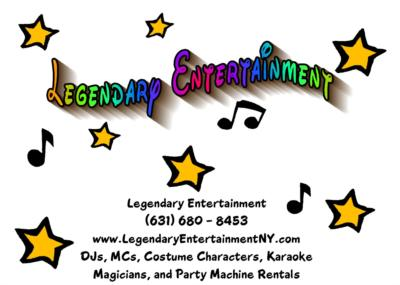 Legendary Entertainment NY | Nesconset, NY | Costumed Character | Photo #13