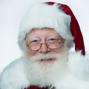 Banner Santa Claus | Santa Chris