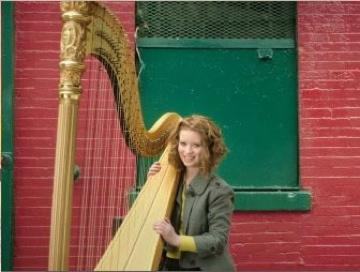 Violetta Norrie | Montclair, NJ | Classical Harp | Photo #20