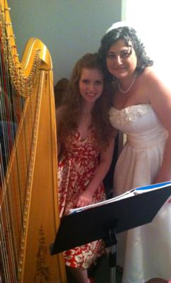Violetta Norrie | Montclair, NJ | Classical Harp | Photo #21