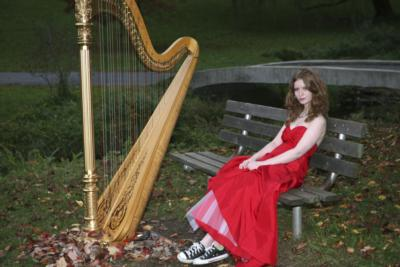 Violetta Norrie | Montclair, NJ | Classical Harp | Photo #8