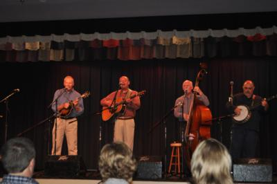 Backporch Bluegrass | North Wilkesboro, NC | Bluegrass Band | Photo #10
