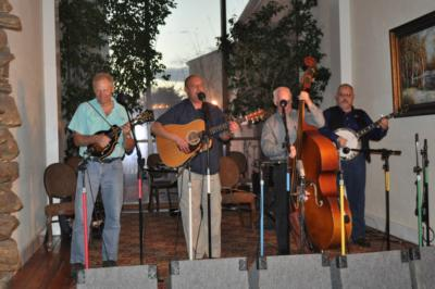 Backporch Bluegrass | North Wilkesboro, NC | Bluegrass Band | Photo #4