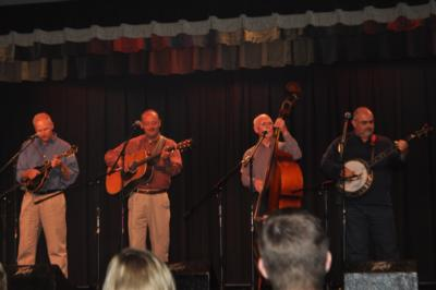 Backporch Bluegrass | North Wilkesboro, NC | Bluegrass Band | Photo #9
