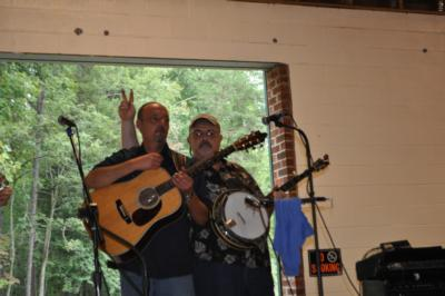 Backporch Bluegrass | North Wilkesboro, NC | Bluegrass Band | Photo #12