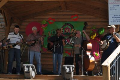 Backporch Bluegrass | North Wilkesboro, NC | Bluegrass Band | Photo #11