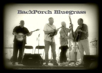 Backporch Bluegrass | North Wilkesboro, NC | Bluegrass Band | Photo #2