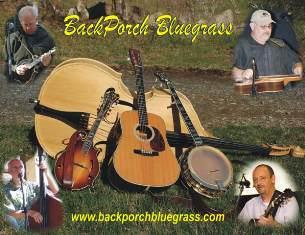 Backporch Bluegrass | North Wilkesboro, NC | Bluegrass Band | Photo #3