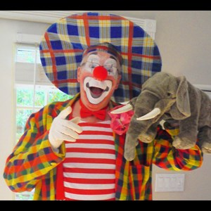 St Petersburg Clown | Toby Circus Ballantine