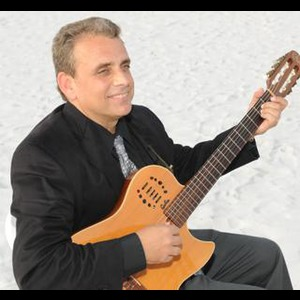 St Petersburg Classical Guitarist | Pete Simms