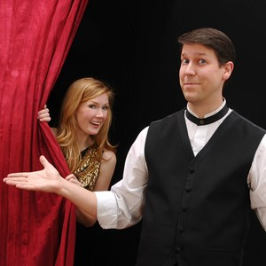 Peebles Emcee | Corporate Comedian Magician... Mark Robinson