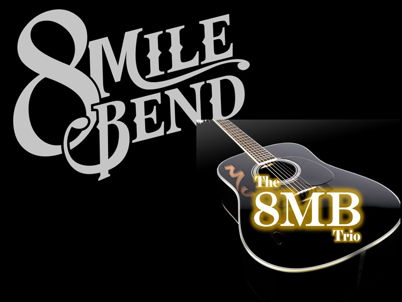 The 8 Mile Bend/The 8MB Trio - Cover Band - Savannah, GA
