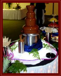 Le Chocolate Fountain | Long Beach, CA | Chocolate Fountains | Photo #4